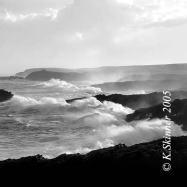 Isle Of Lewis - White Horses At Ness