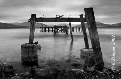 through-the-pier